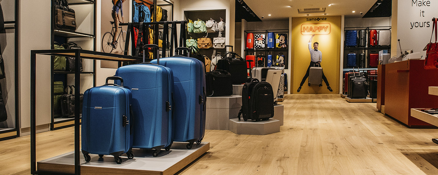 Samsonite Europe Pergo Flooring