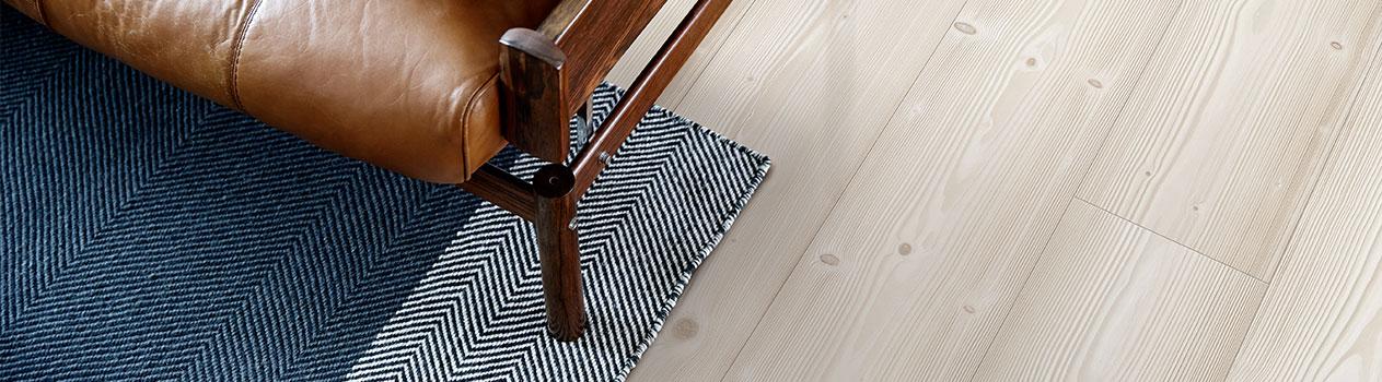 Pergo pine flooring