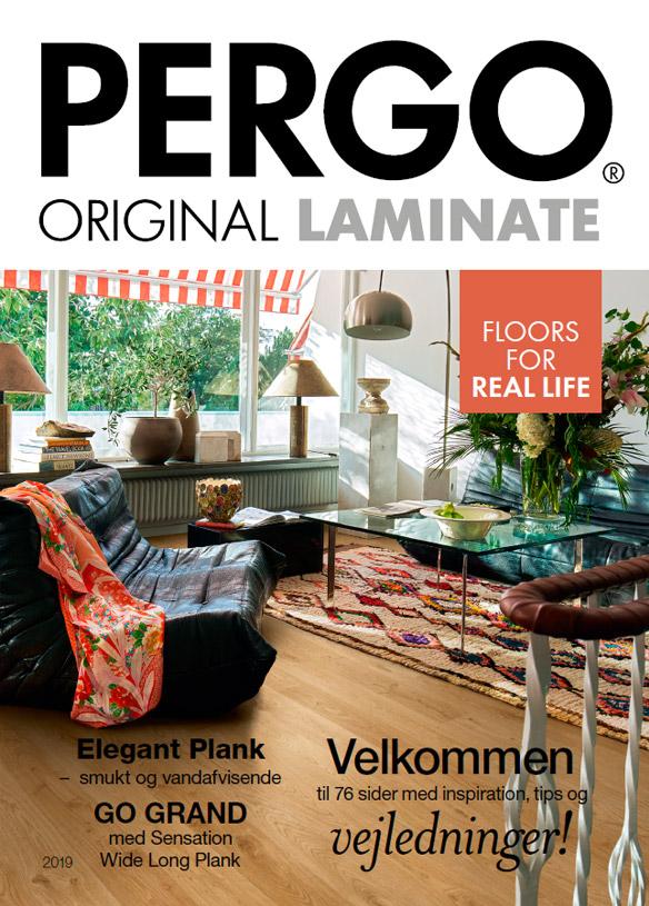 Inspiration Bestil Brochurer Pergo Dk