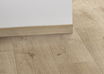 Accessories for vinyl floors
