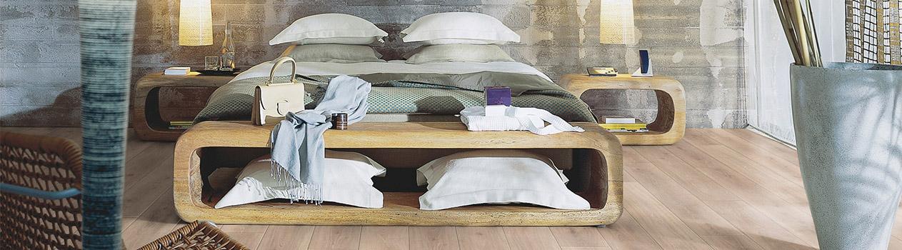 Il pavimento giusto per la camera da letto | Pergo.it