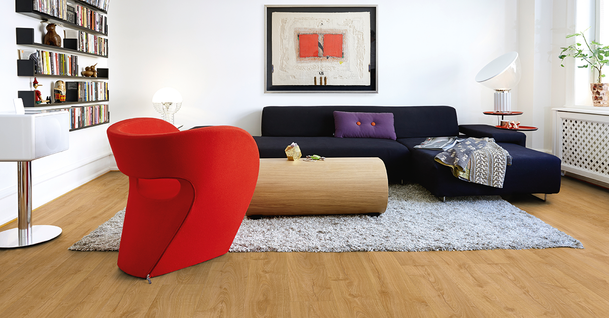 Right Floor For Your Living Room | Pergo.co.uk