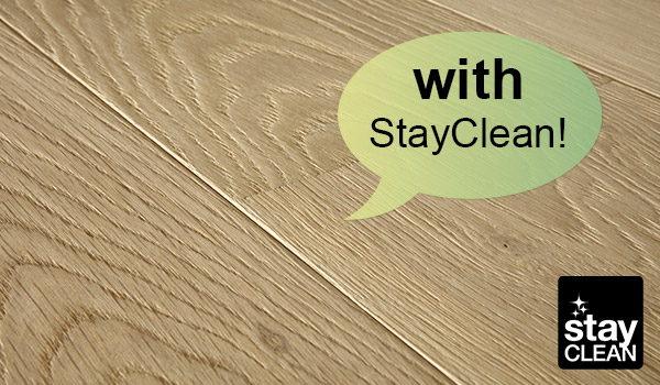 Pergo Wood with StayClean Technology