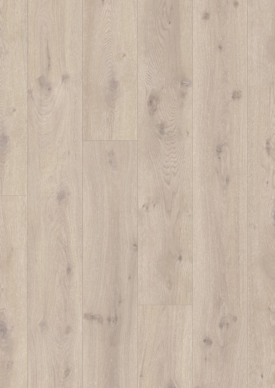 Light grey Long Plank Laminate Modern Grey Oak, plank L0323-01753