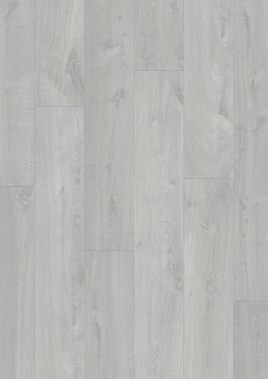Light grey Modern Plank - Sensation Laminate Limed Grey Oak, plank L0231-03367