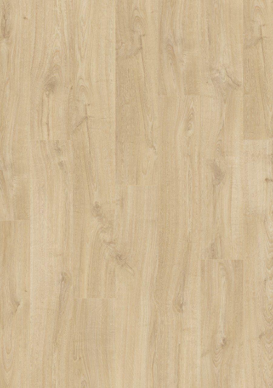 Beige Elegant Plank Laminat Light Valley Oak, plank L0235-04431
