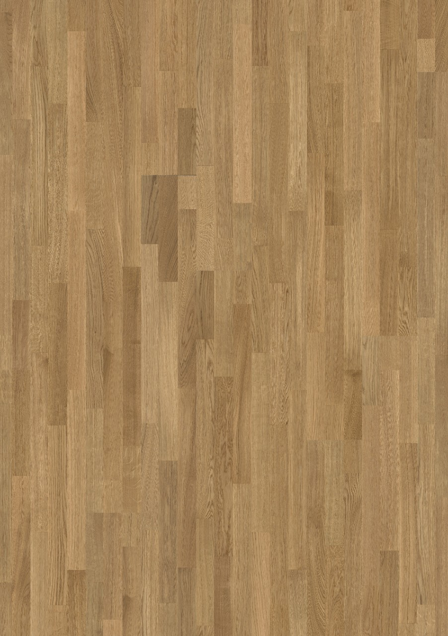 Natural Värmdö Parquet Organic Oak, 3-strip W1911-04008