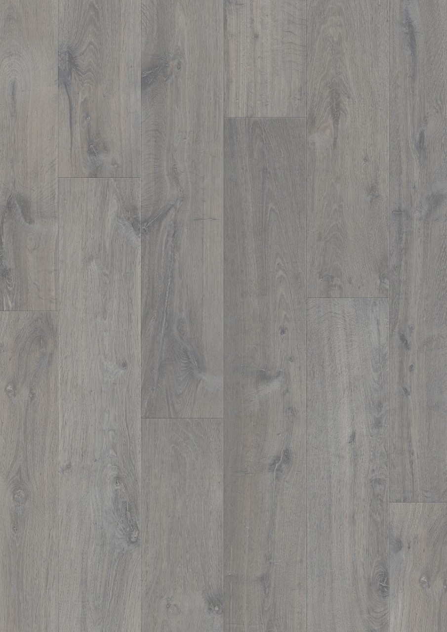 Dark grey Modern Plank - Sensation Laminate Urban Grey Oak, plank L0231-03368