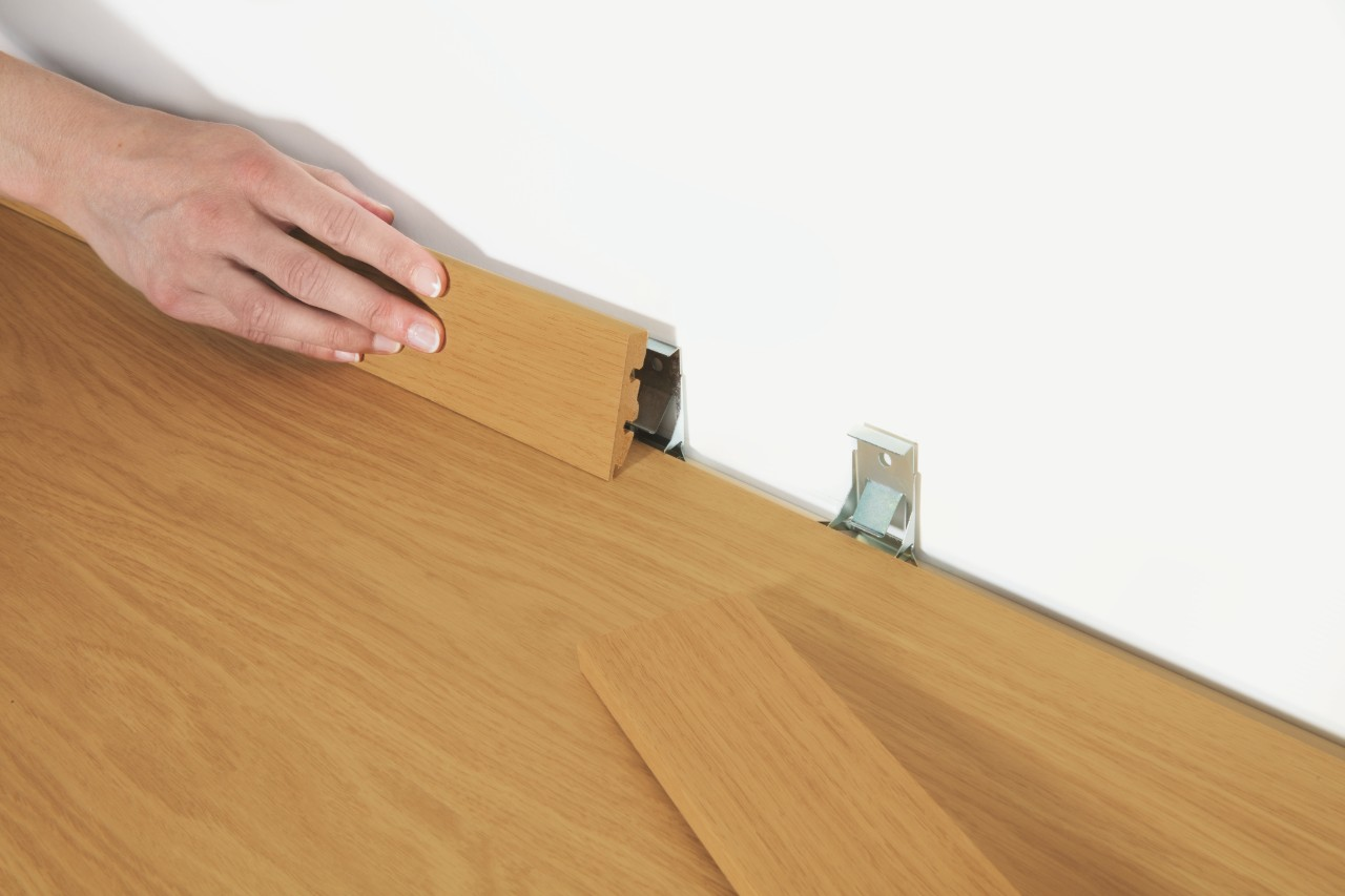 PGCLIPSKME Laminate Accessories Wallbase Installation Clips PGCLIPSKME7080