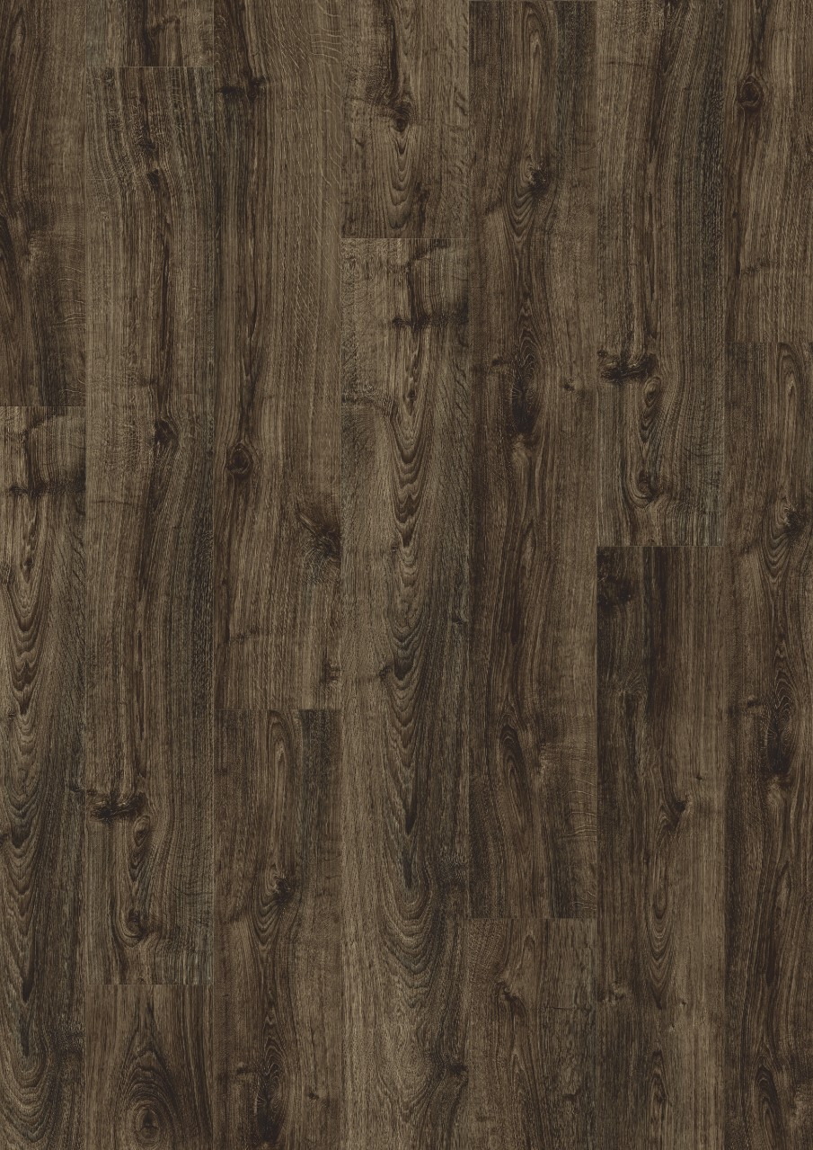 Sort Modern plank Optimum Click Vinyl Black City Oak V3131-40091