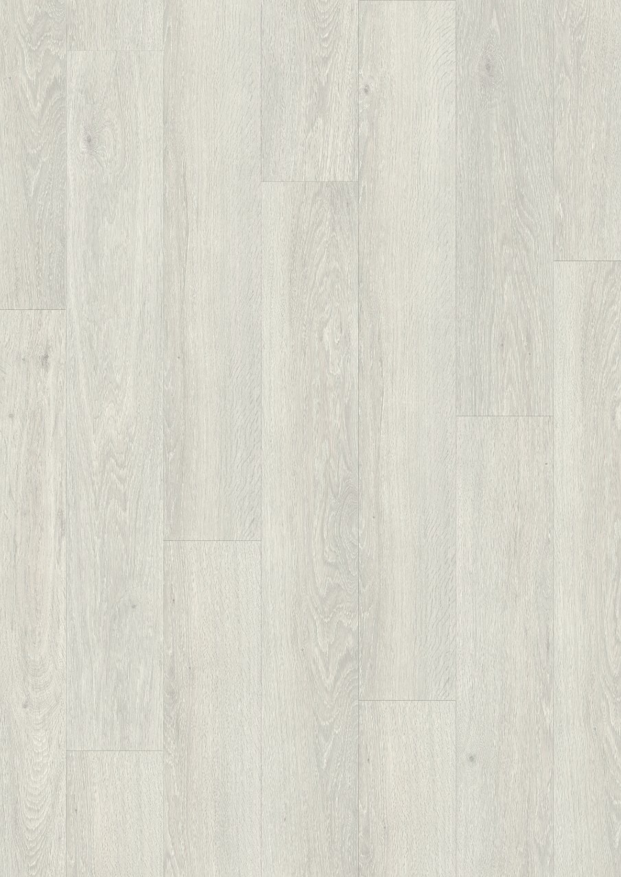 Vaaleanharmaa Modern plank Optimum Click Vinyyli Grey Washed Oak V3131-40082
