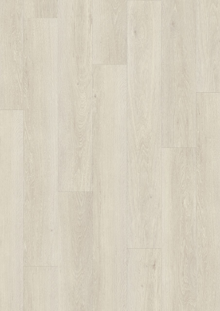 Light grey Modern plank Premium Click Vinyl Light Washed Oak Plank V2131-40079