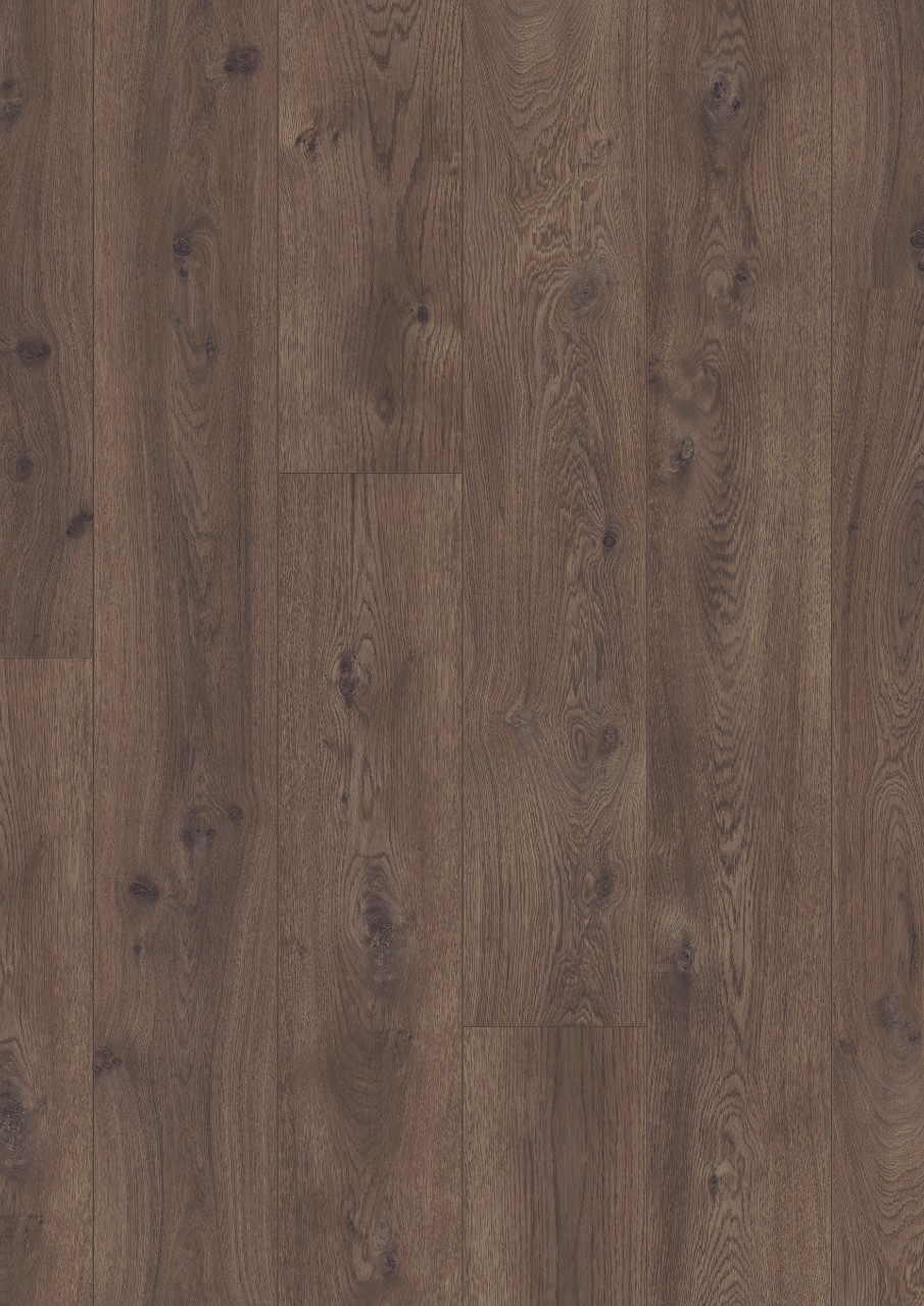 Marrón oscuro Long Plank Laminados Roble Chocolate, tablón L0323-01754