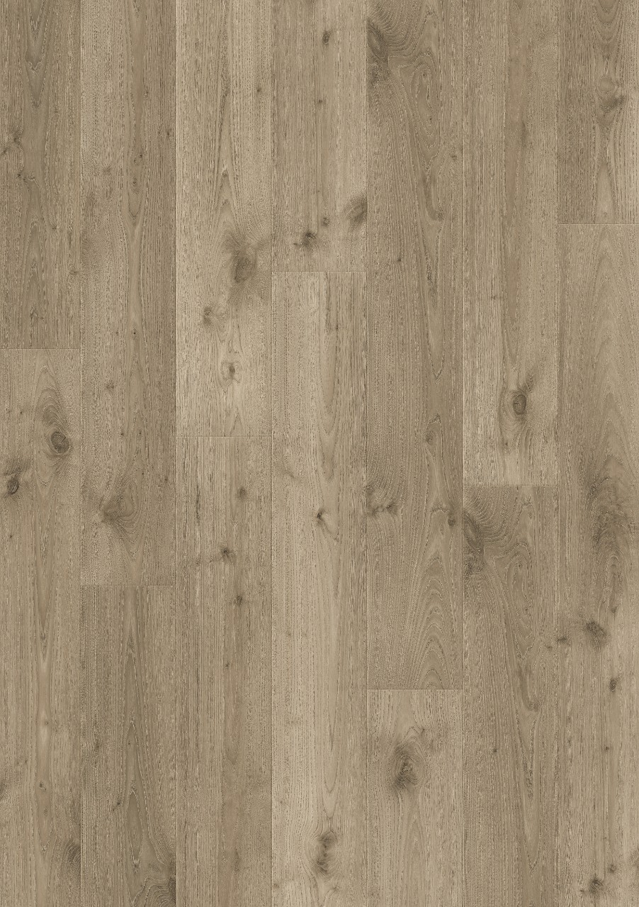 Dark grey Modern Plank - Sensation Laminate Meadow oak, plank L0339-04309