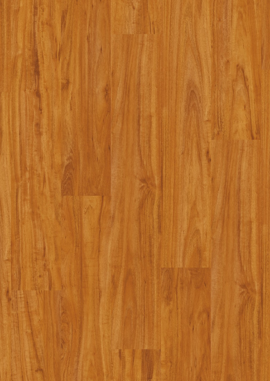 Red Domestic Extra Uniclic Laminate Warm Teak, plank L0701-3442