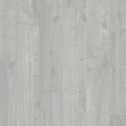 Light grey Modern Plank - Sensation Laminate Limed Grey Oak, plank L0331-03367