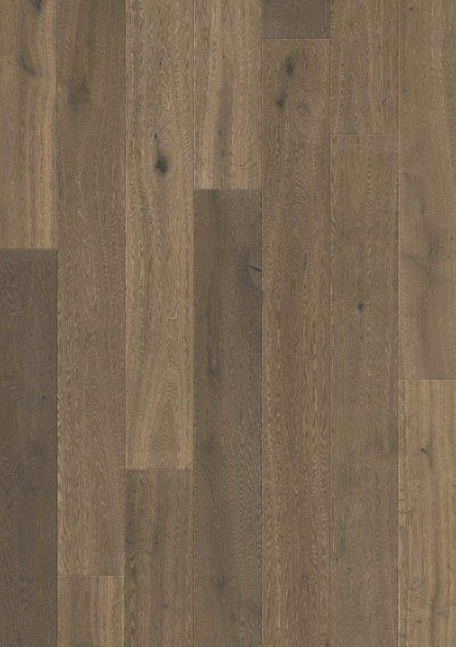 Dark brown Gotland Parquet Mustard Oak, plank W1706-04005-2