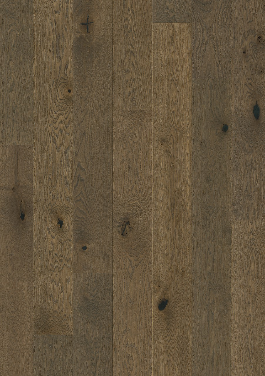 Mörkbrun Lofoten Parkett Saddle Brown Oak, plank W1216-03797-2