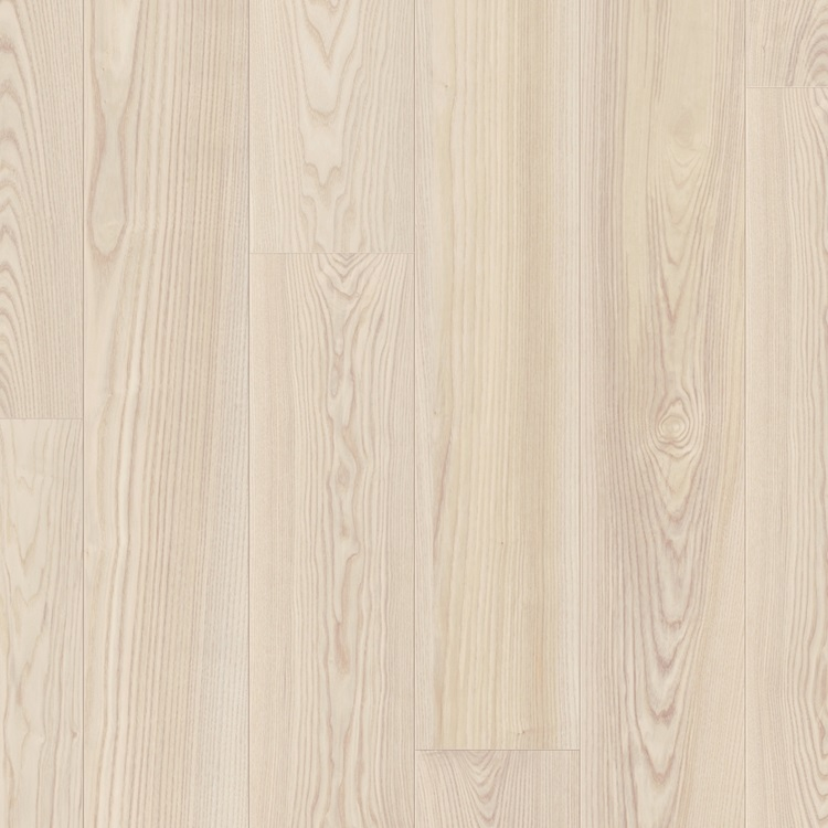 Beige Long Plank Laminate Natural Ash, plank L0323-01766