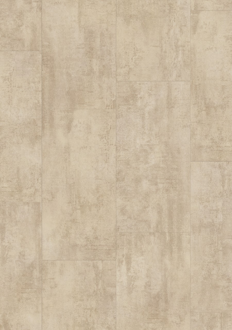 Beige Tile Premium Click Vinyl Cream Travertin V2120-40046