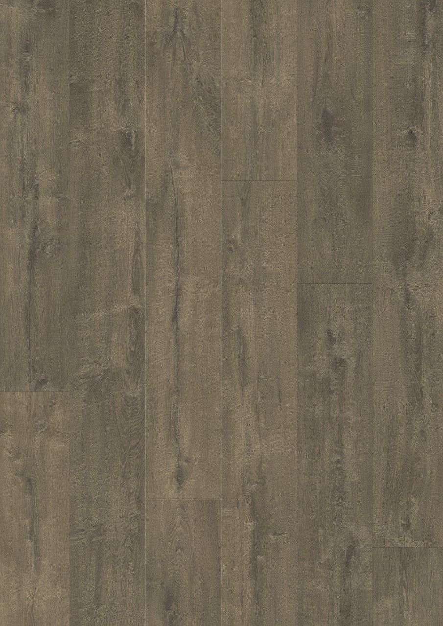 Dark brown Wide Long Plank - Sensation Laminate Lodge oak, plank L0234-03864