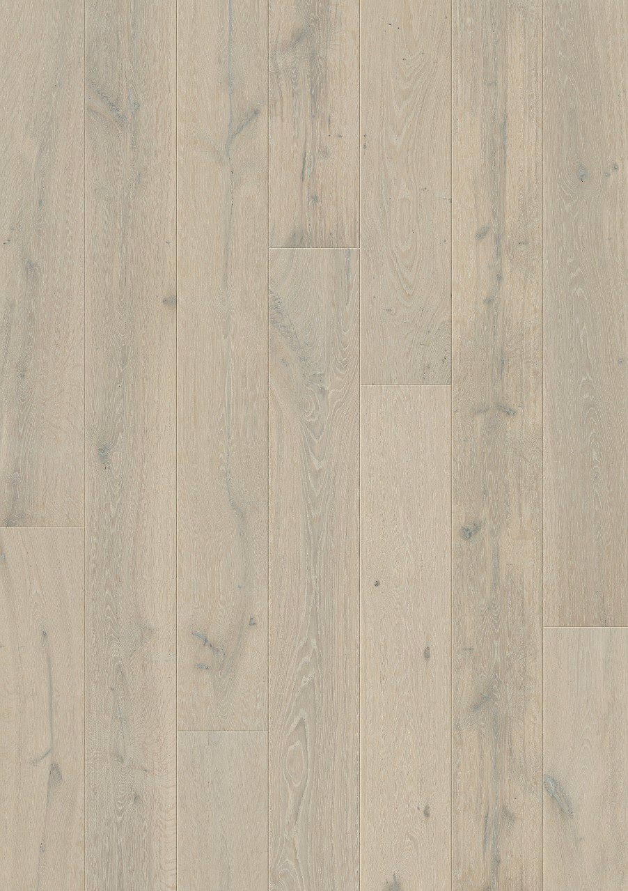 Vit Svalbard Parkett Ice White Oak, plank W0103-03793-2