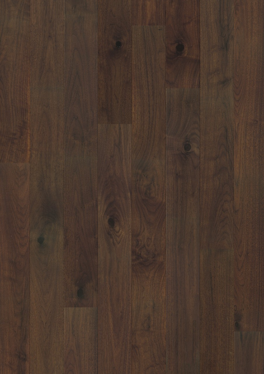 Red Bornholm Parquet Brick Walnut, plank W1708-03997-2