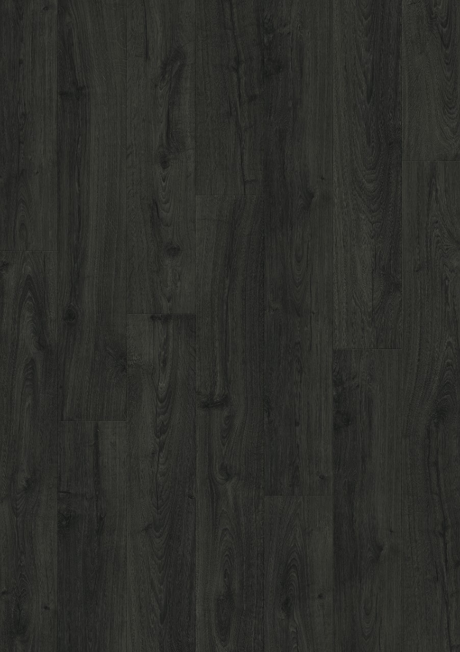 Black Modern Plank - Sensation Laminate Black Pepper Oak, plank L0331-03869