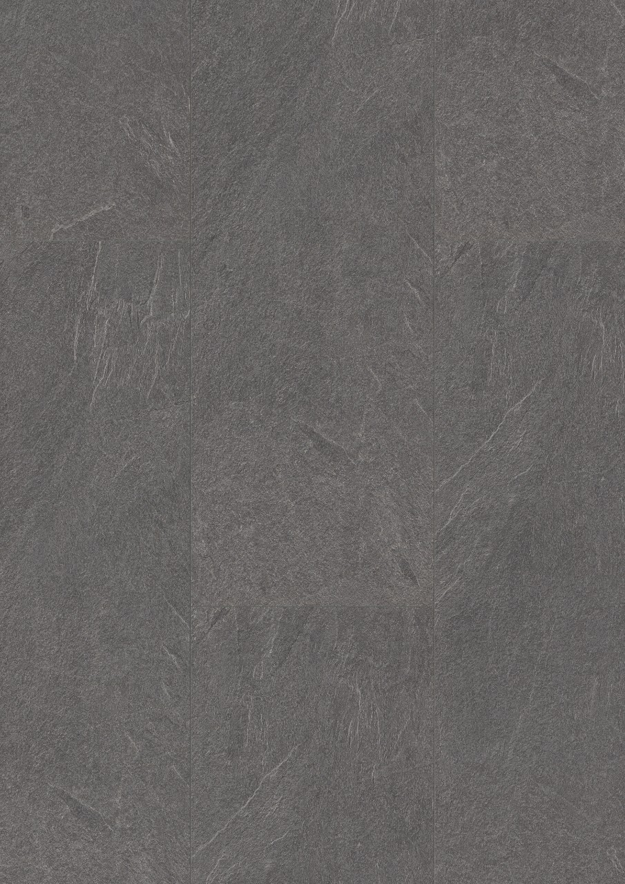 Tummanharmaa Big slab Laminaatti Medium Grey Slate L0320-01779