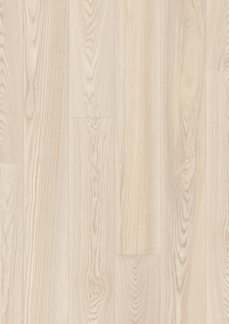 Beige Long Plank Laminate Natural Ash, plank L0223-01766