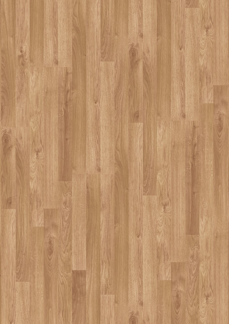 Naturfarvet Classic Plank LMP Laminat Natural Oak, 3-strip L0341-01785
