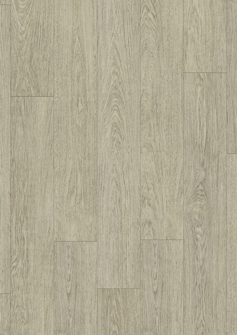 Light grey Classic plank Premium Click Vinyl Ecru Mansion Oak V2107-40013
