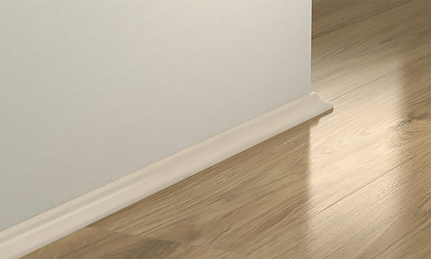 Wallbases for Pergo flooring accessories