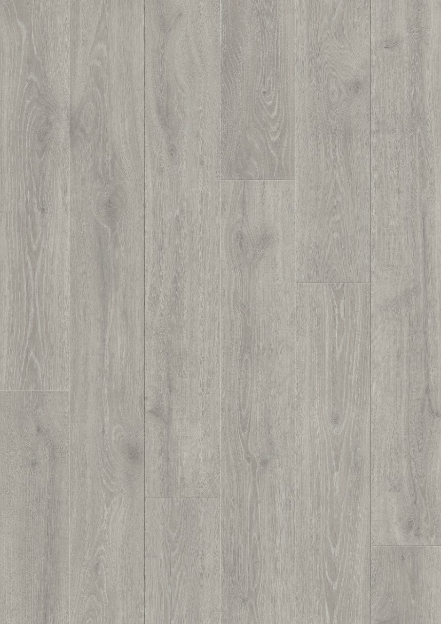 Dark grey Wide Long Plank - Sensation Laminate Rocky Mountain Oak, plank L0334-03570