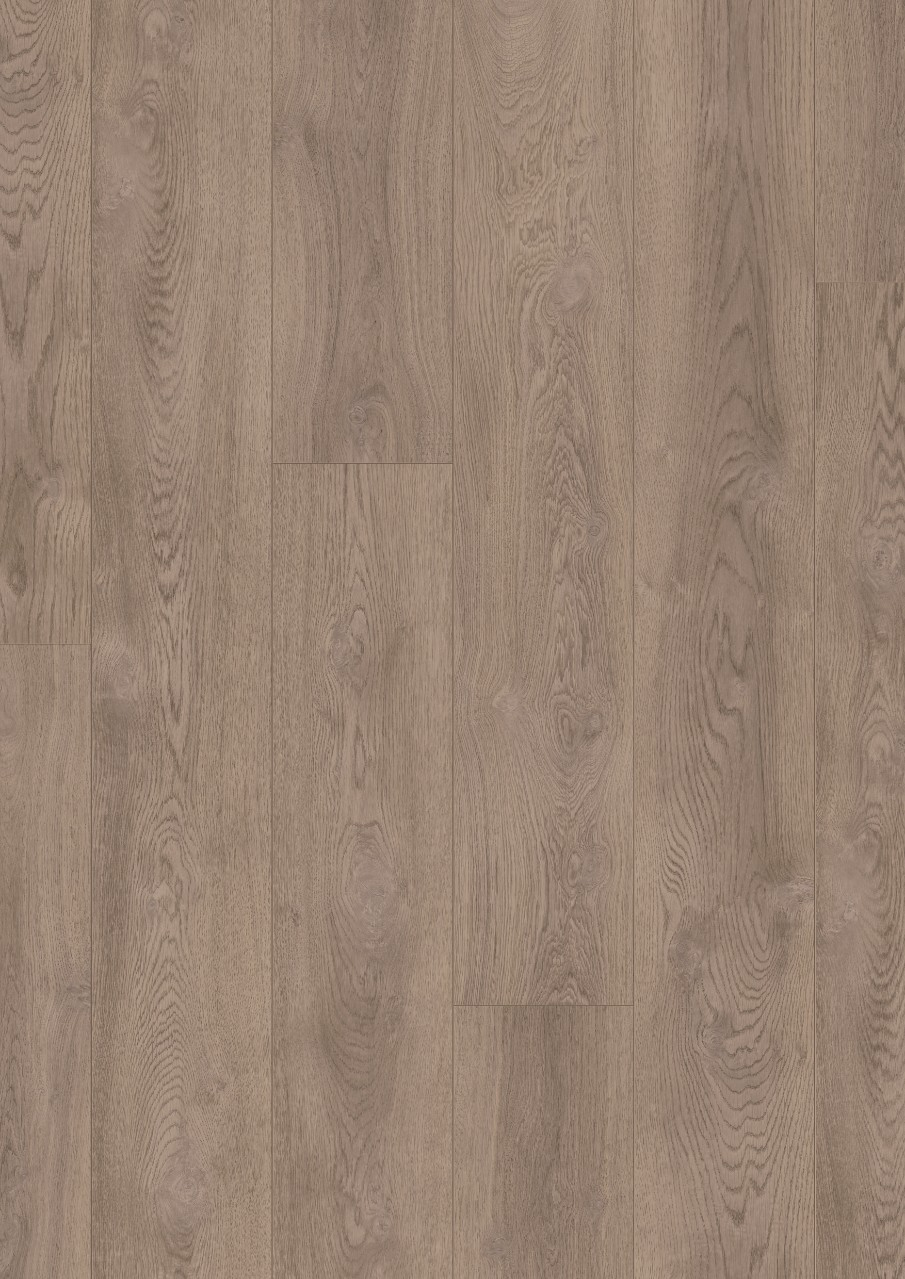 Dark grey Long Plank Laminate Burnt Oak, plank L0323-01757