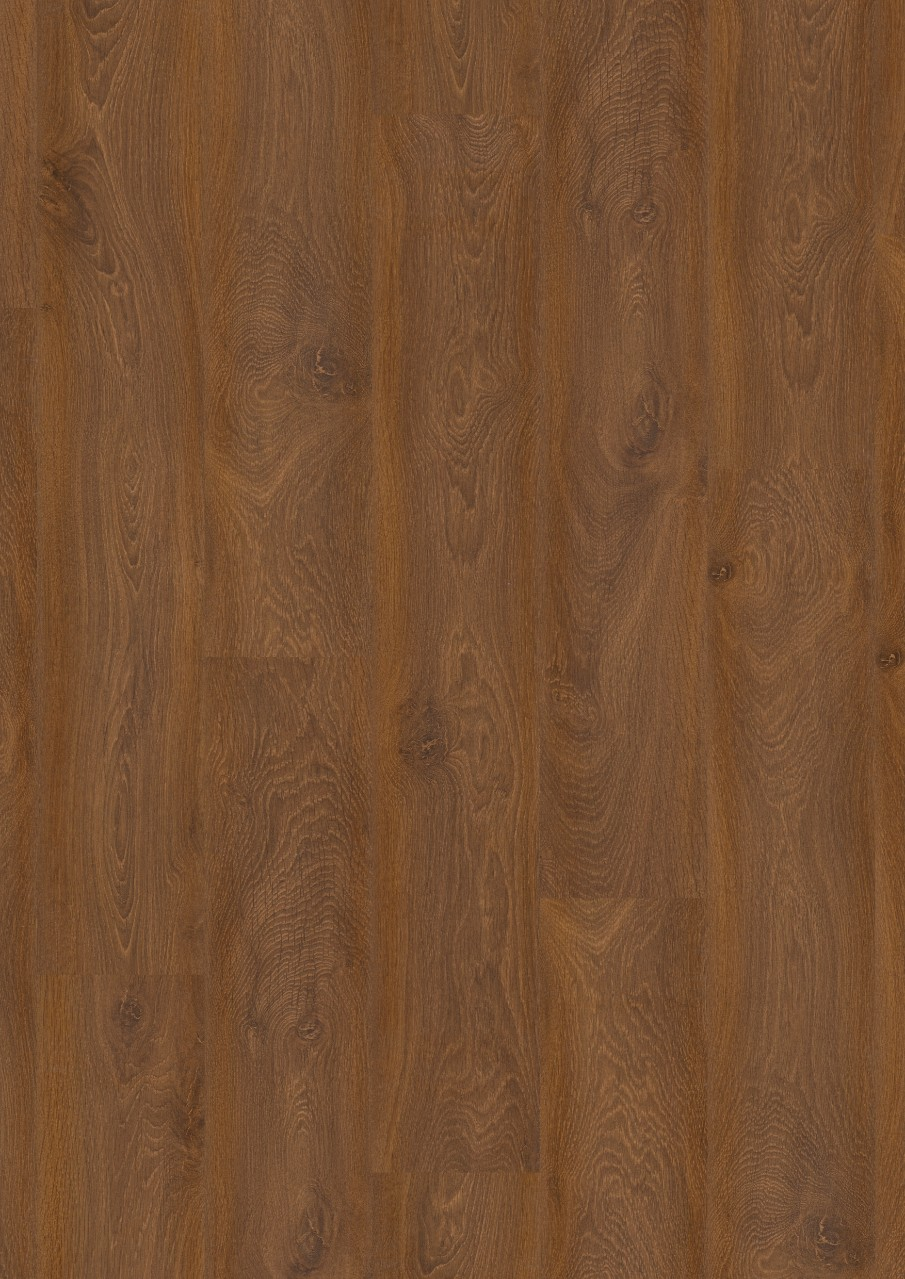 Red Domestic Extra Uniclic Laminate Amber oak, plank L0701-2259