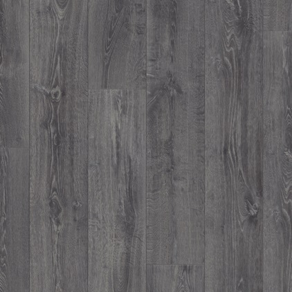 Dark grey Long Plank Laminate Midnight Oak, plank L0223-01763