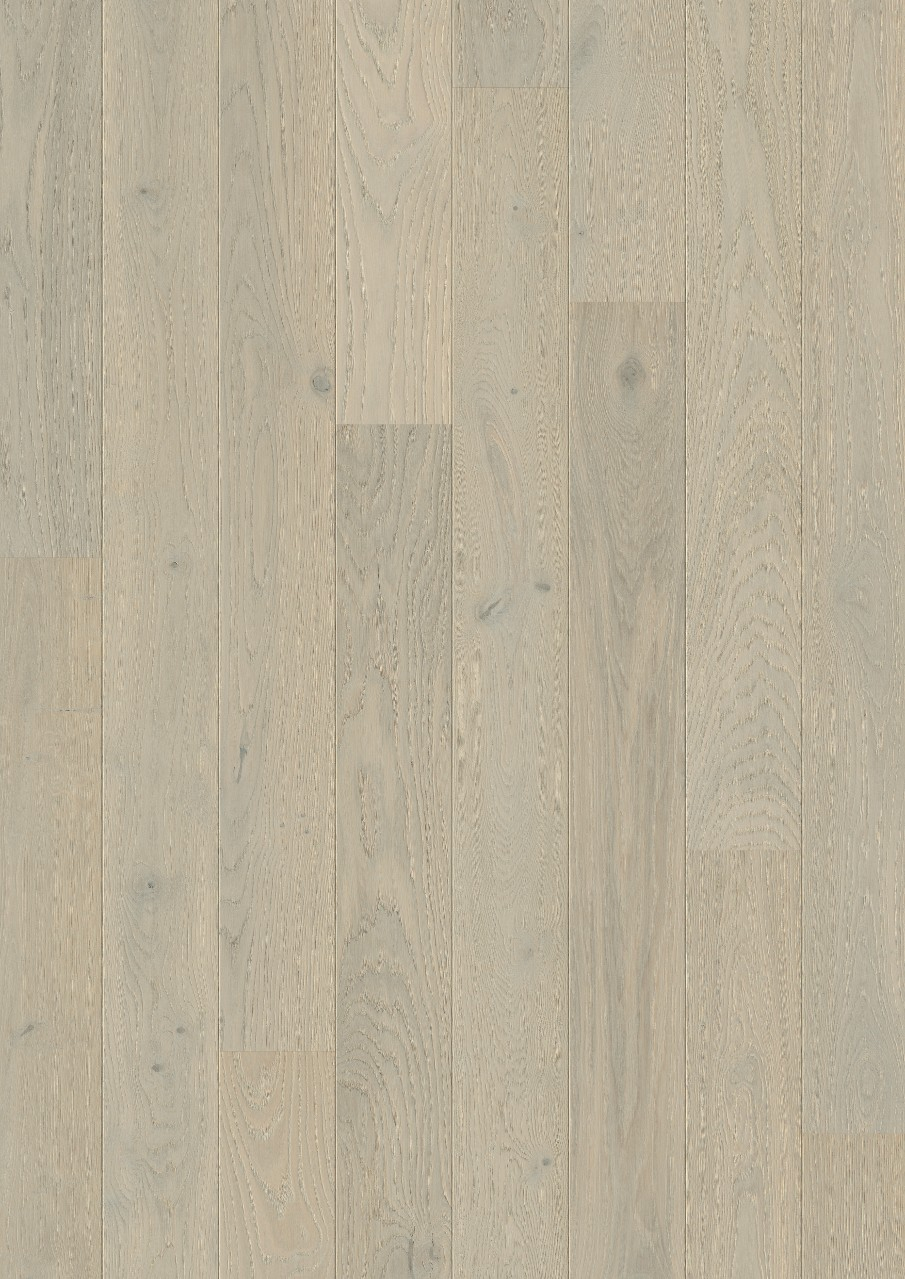 Light grey Bornholm Parquet Chiffon Oak, plank W1708-04000-2