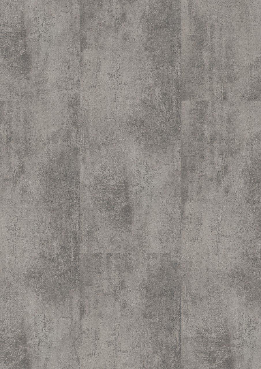 Dark grey Big slab Laminate Concrete Medium Grey L0218-01782