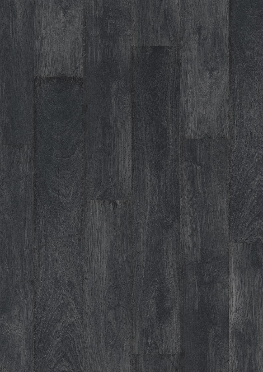 Black Classic Plank LMP Laminate Black Oak, plank L0141-01806