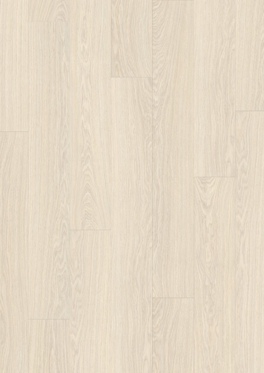 Lysegrå Modern plank Optimum Click Vinyl Light Danish Oak V3131-40099