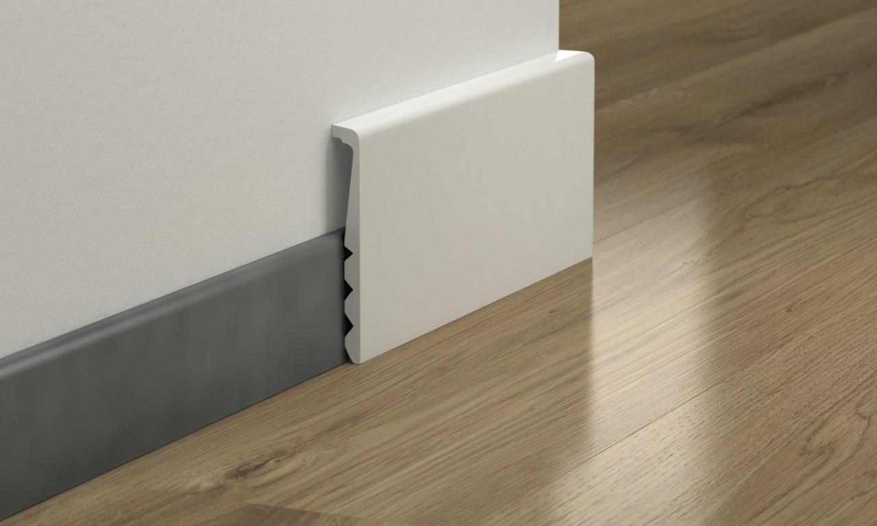 plinthes pour rev tements de sol stratifi. Black Bedroom Furniture Sets. Home Design Ideas