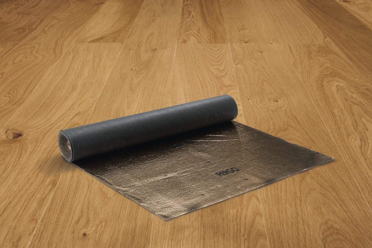 Sonic Gold Laminate Flooring Underlay 5mm Designs