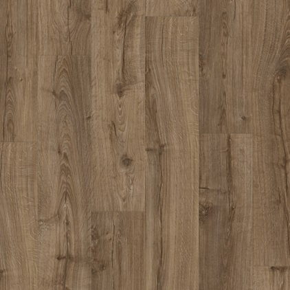 Dark brown Modern Plank - Sensation Laminate Farmhouse Oak, plank L0231-03371