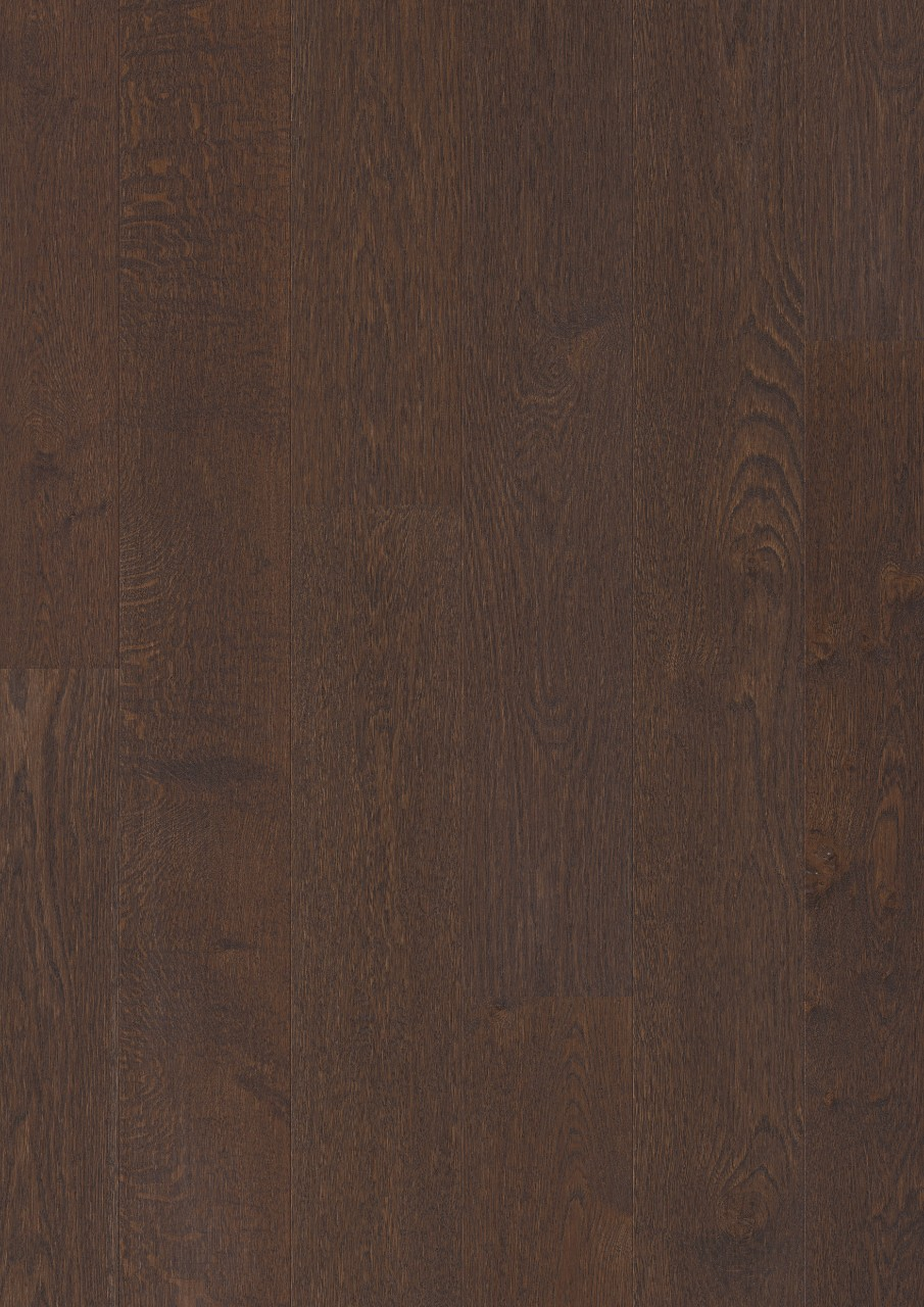 Dark brown Gotland Parquet Autumn Brown Oak, plank W1705-03039-2