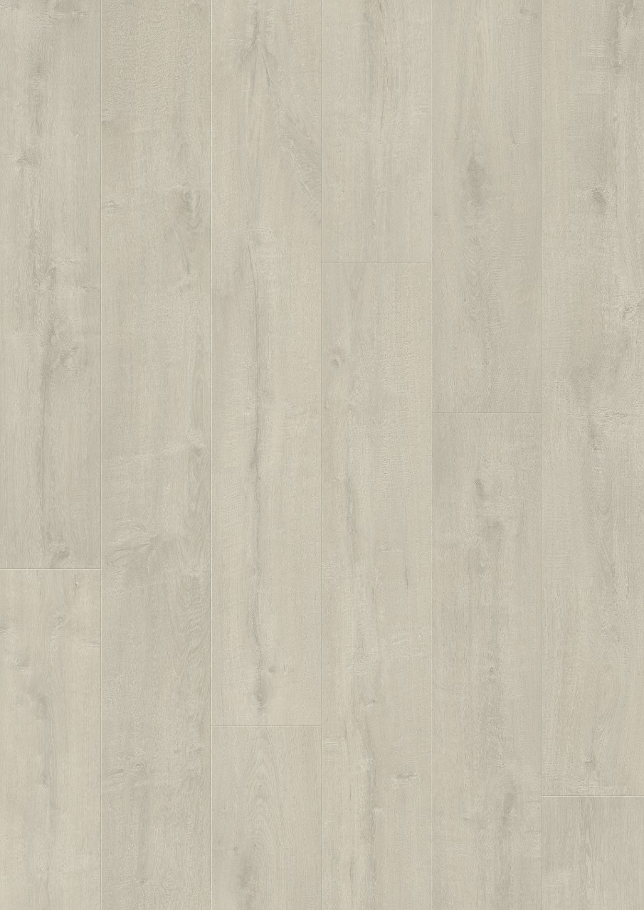 Light grey Wide Long Plank - Sensation Laminate Light Fjord Oak, plank L0334-03862