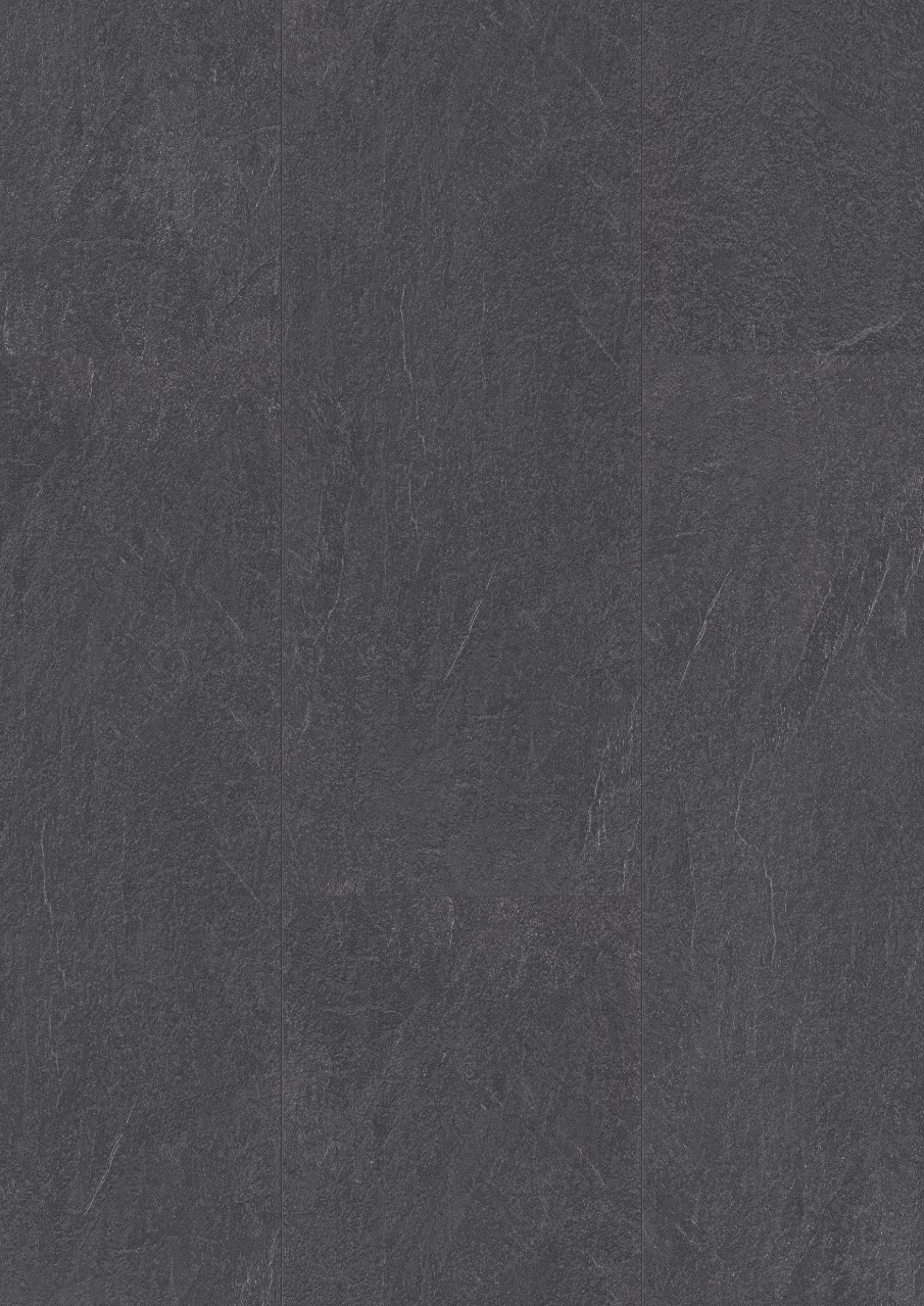 Sort Big slab Laminat Charcoal Slate L0220-01778