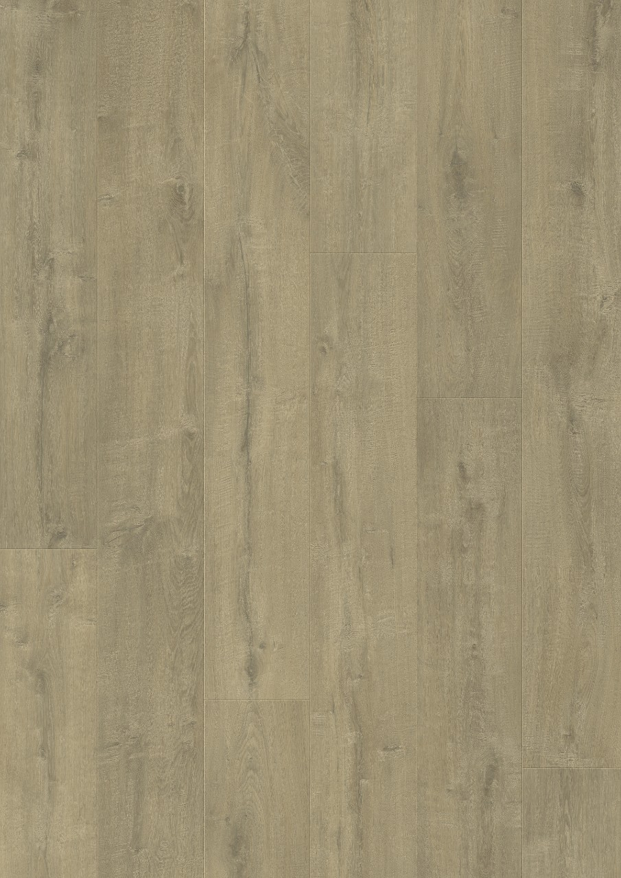 Beige Wide Long Plank - Sensation Laminados Roble ciudad de playa, plancha L0234-03870