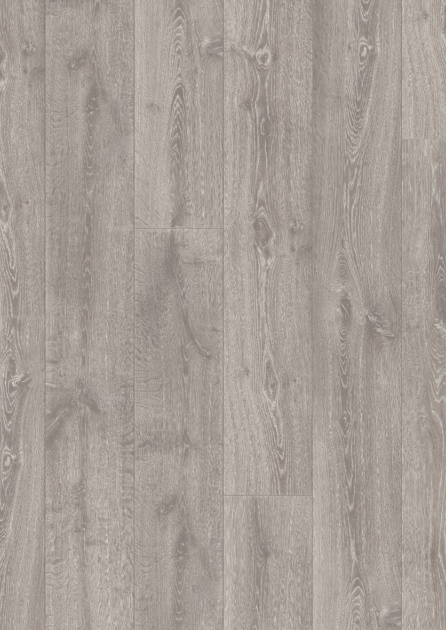 Light grey Long Plank Laminate Autumn Oak, plank L0323-01765