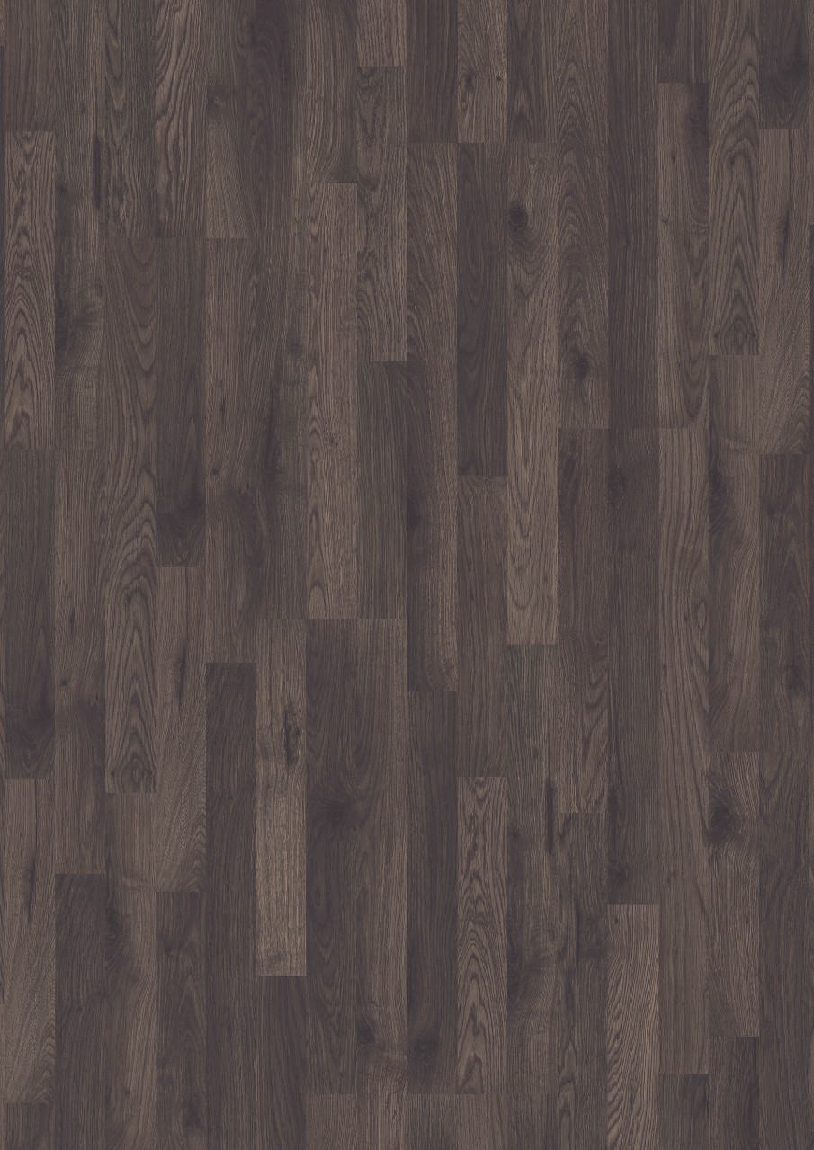 Sort Domestic Extra Laminat Dark Brown Oak, 3-strip L0401-01820